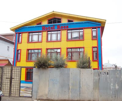 Hotel Rose Inn,Srinagar