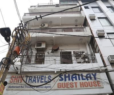 Shailay Guest House,New Delhi