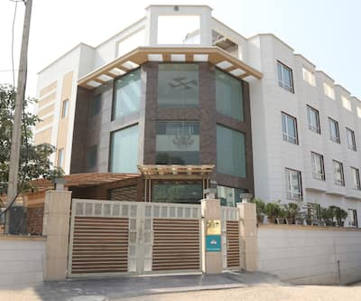 Qcent Gurgaon by Pacific Inn,Gurgaon