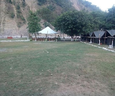 Camp Himalayan Rock,Rishikesh