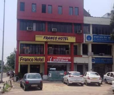 Franco Hotel,Chandigarh