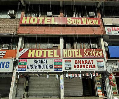 Hotel Sun View Jain,Chandigarh
