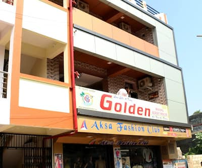 Golden Paying Guest House,Diu