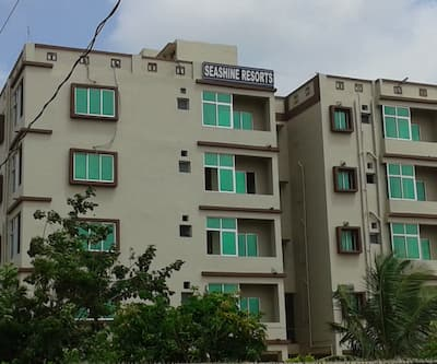 Hotel Sea Shine Resort,Puri