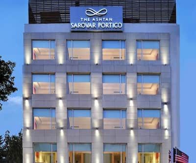 The Ashtan Sarovar Portico - A Sarovar Hotel,New Delhi