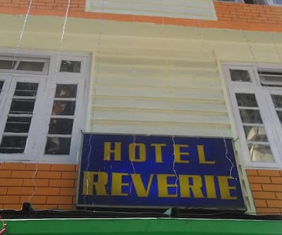 Hotel Reverie,Gangtok