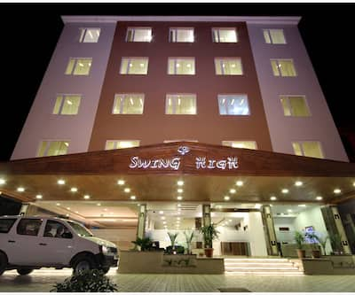 Best Western Swing High,Katra
