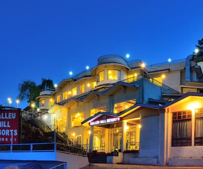 Galleu Hill Resort,Shimla