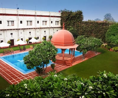 Image 1 The Grand Imperial - Heritage Hotel Agra
