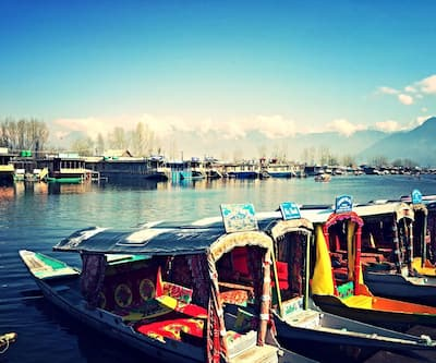 Houseboat by Ashoka,Srinagar