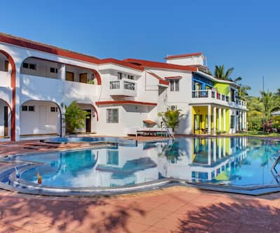 Longuinhos Beach Resort, Colva,