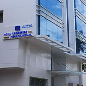 Hotel Likhith International,Bangalore