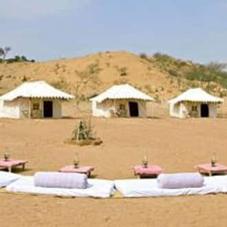 Shree govindham desert camp,Jaisalmer