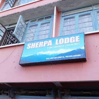 Sherpa Lodge,Kalimpong
