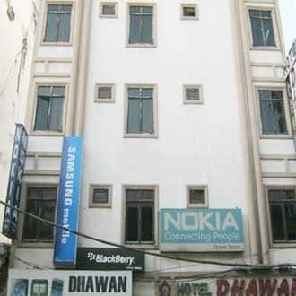 Hotel Dhawan, Clock Tower Road,