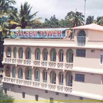 Saleem Tower,Thekkady