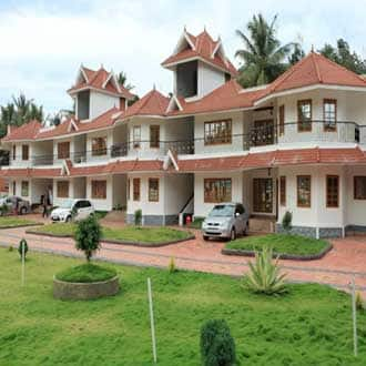 Hotel Sleem Tower,Thekkady