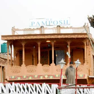Pamposh Houseboat,Srinagar