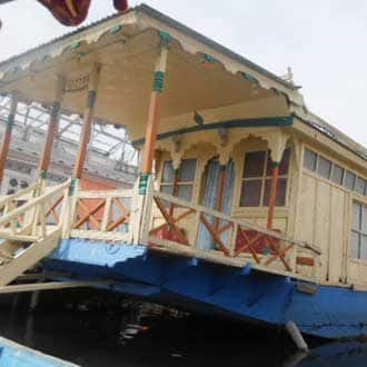 New Sabeena Houseboat, Dalgate,