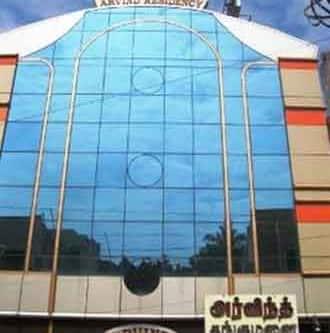 Image 1 Arvind Residency Hotel Chennai