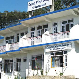 Hotel Grand View lodge,Dharamshala