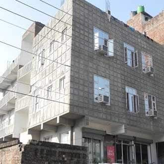 Hotel Grace Residency Road,Jammu