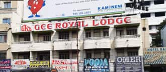 Gee Royal Lodge,Hyderabad