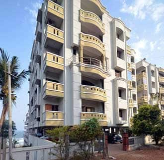 14 Square Beach Road,Visakhapatnam