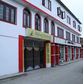 Hotel Highway Residency,Srinagar