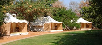 The Ranthambore Camp Retreat,Ranthambore