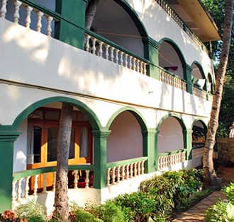 Anmol Haven Hotel,Goa