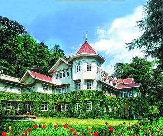 WelcomHeritage  Woodville Palace,Shimla