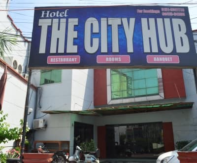 Hotel City Hub By Geostays,Jalandhar