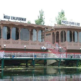 Mother India Group of Houseboats,Srinagar