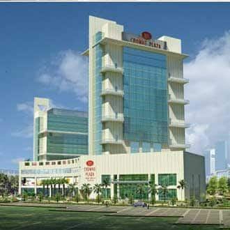 Crowne Plaza - Rohini,New Delhi