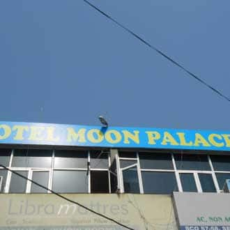 Hotel Moon Palace,Chandigarh