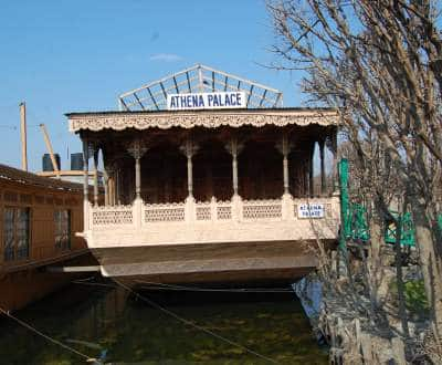 Athena Group of Houseboat,Srinagar