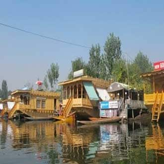 Golden Lily Group of Houseboat,Srinagar