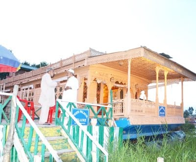 Peer Palace Houseboat,Srinagar