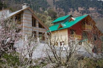 River Side Cottages,Manali