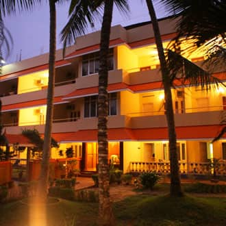 Golden Sand Beach Resort,Kovalam
