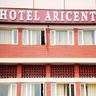 Hotel Aricent,Chandigarh