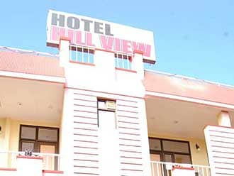 Hotel Hill View,Alwar