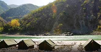 Camp Eagle Nest,Rishikesh