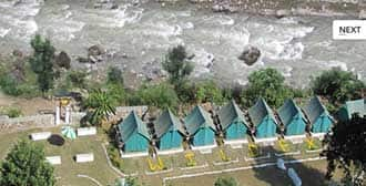 Camp wildex,Rishikesh