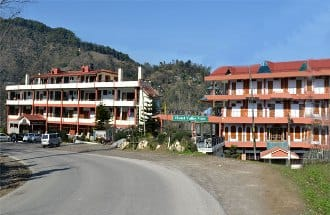 Hotel Valley View Cafe,Manali