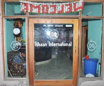 Hotel Ishan International,Katra