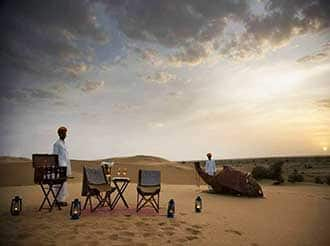 Rao Bikaji Camel Safari Resort,Bikaner