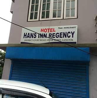 Hans Inn Regency,Gangtok