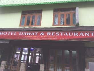 Dawat Hotel and Restaurant,Darjeeling